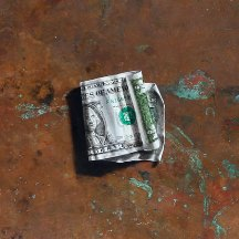 Dollar by Michael Fitts
